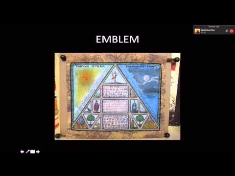 Art of Alchemy – Attention to the Pictures on Your Walls -E5
