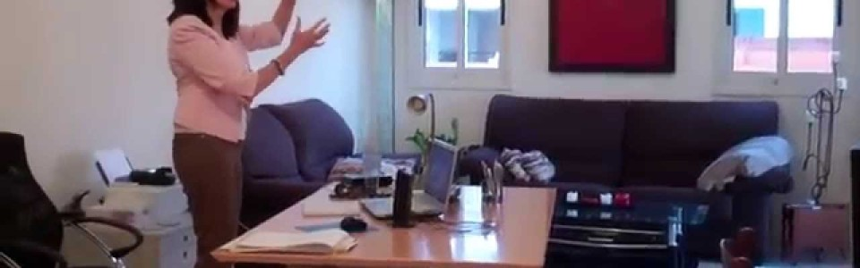 Cathi Hargaden Home Office Video